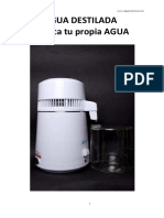 El Agua Destilada - El Ganoderma