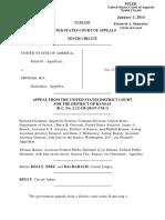 United States v. Ko, 10th Cir. (2014)