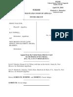 Walton v. NM State Land Office, 10th Cir. (2016)