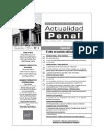 6. Actualidad Penal Diciembre 2014