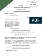 Koessel v. Sublette County Sheriff's Dept, 10th Cir. (2013)
