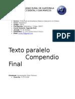 Generalidades Teóricas y prácticas de Estadística