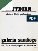 Dittborn 1978