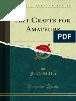 Art Crafts for Amateurs 1000000338