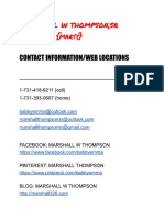 Contact Wed Sites