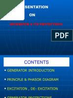 Generator Basics Protections