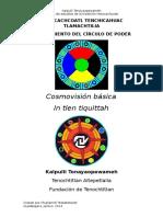 Fundacion de Tenochtitlan
