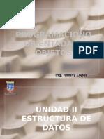 Estructuras de Datos Udidad 2