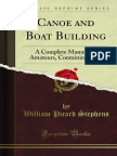 Canoe and Boat Building 1000738069