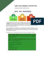 Dieta del Semáforo para Adelgazar y Perder Peso.pdf