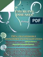 Biology 1 Emerging Diseases 2007