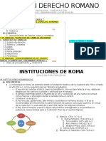 Resumen Certamen Derecho Romano