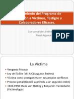 El Surgimiento Del Programa de Protección a Victimas -Eiser Alexander Jiménez Coronel