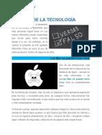 10 Mitos de La Tecnología
