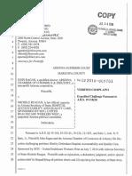 Arizona Chamber of Commerce vs Hospital Executive Salary Cap Initiative