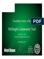 Springfield McKnight Trail Presentation