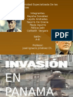 Invasión de Panamá
