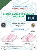 4.Diseno Basico Uniones Soldadas