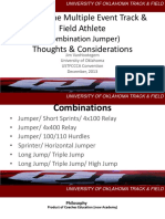 Training the Multiple Event Track.pdf