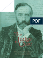 The Judge Case Volume i