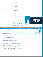 AHG SAP PM Overview 1 0 Rev
