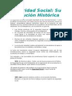 Evolucion Historica General de La Seguridad Social-2