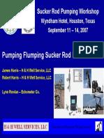 BOMBA TAPERED HB 3 - Presentation --- Harris --- Pumping Flumping Wells