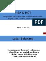 1. Presentasi PISA-HOT-Permendikbud 104