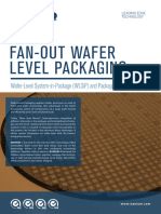 Fan-out wafer level packaging