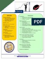 Statistical Process Control  SPC  brochure