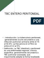 Tbc Entero Peritoneal