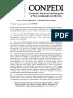 Nota Oficial Publicações Conpedi.docx