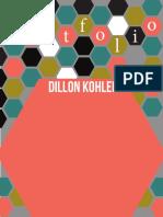 Dillon Kohler Portfolio