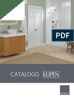 Catálogo KLIPEN Lavamanos Inodoros Tinas