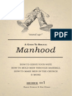 Guide to Biblical Manhood