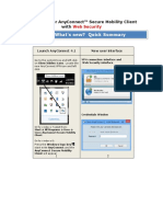 AnyConnect WebSecurity Pocket Guide