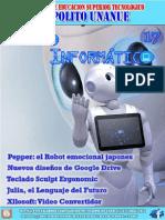 Revista Mundo Informático Vol. 17