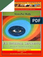 Libro No. 1624. El Umbral Secreto. Paz Wells%2C Sixto. Colección E.O. Abril 11 de 2015