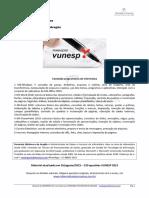 VUNESP 220 Questões Comentadas 2015 http://www.fernandonishimura.com.br