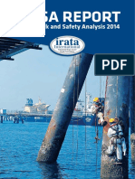 IRATA Work and Safety Analysis 2014