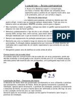 Manual Geral - Arco Composto
