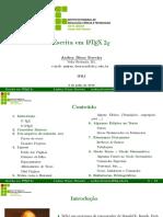 Escrita LaTeX - Andrey