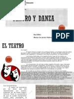 Teatro y Danza Mdj