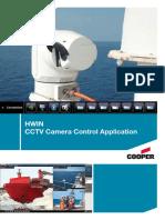 HERNIS Camera Control Application HWIN Low