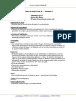 Planificacion Cnaturales 5basico Semana2 2016