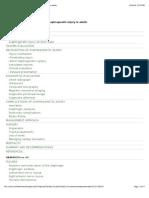 Diaphragmatic Injury in Adults