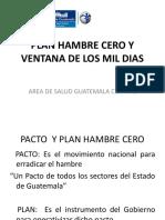 Mayo Plan Hambre Cero y Ventana de Los Mil Dias Mspas (2)