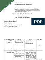 Matriks Revisi Sidang Usulan Penelitian