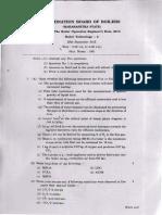 Examen 2 de Calderas - Tecnologia Setiembre 2013