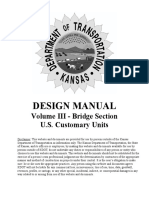DOT of Kansas (KDOT) - Bridge Design Manual (2014).pdf